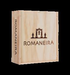 Wooden Box for 3 bottles